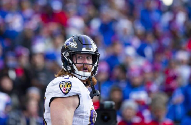 Baltimore Ravens receive excellent return value for Hayden Hurst