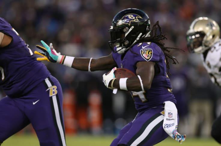 Baltimore Ravens work out running backs:3 big things