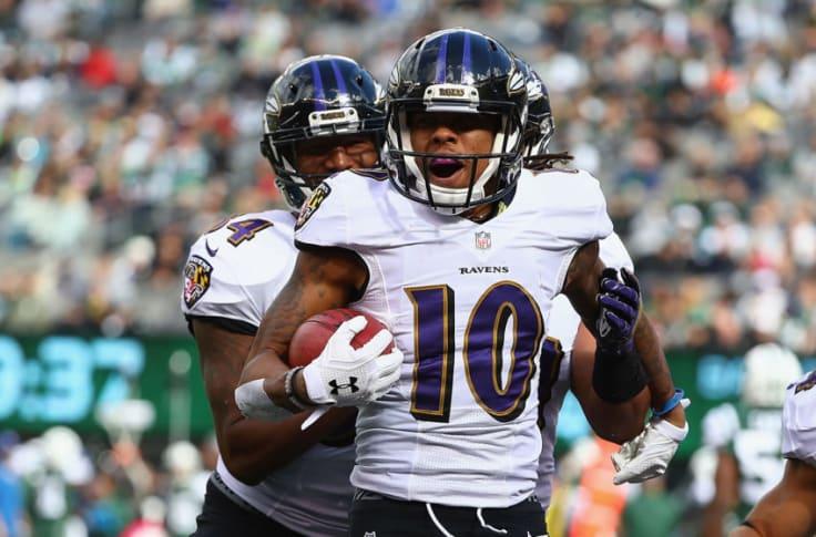 NFL Kickoff change: Who will return kicks for Ravens?