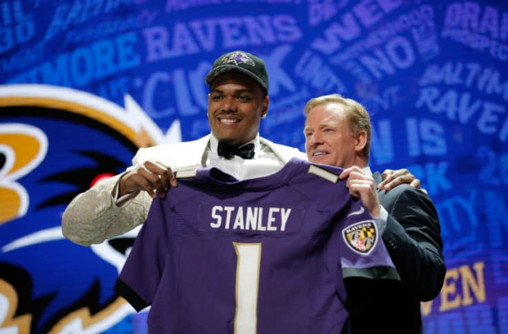 Ronnie Stanley is the most underrated Baltimore Ravens player