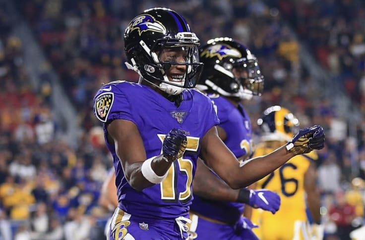 Take home points from Baltimore Ravens win over the Rams