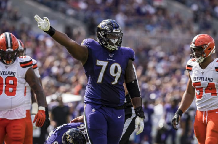 Ravens news: Pro Football Focus ranks Ronnie Stanley No. 4 best tackle