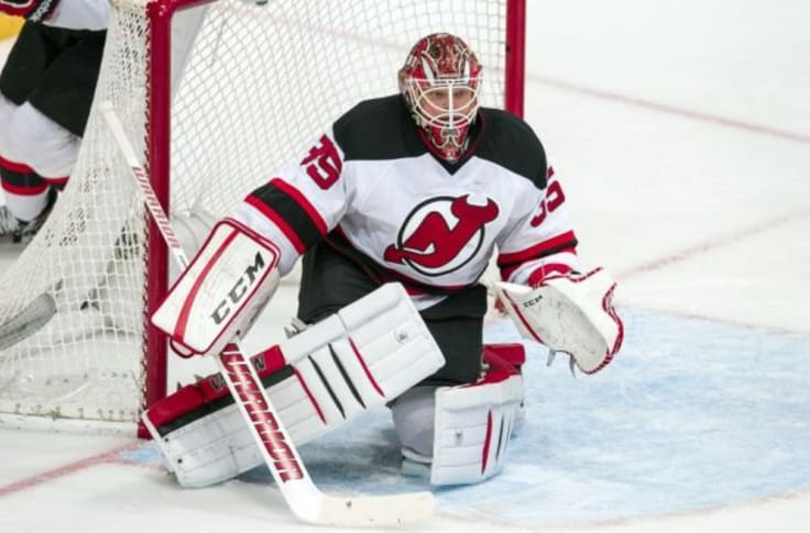 New Jersey Devils News: Cory Schneider Out Two Weeks