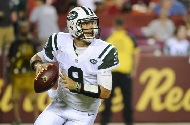 New York Jets: Bryce Petty Closing in on No. 2 Quarterback Spot