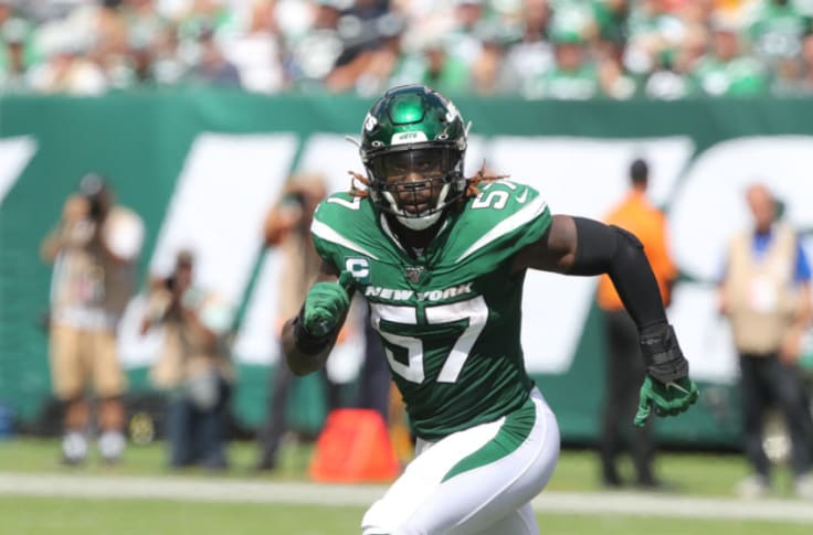 New York Jets: C.J. Mosley Could Boost Defense - Empire Writes Back