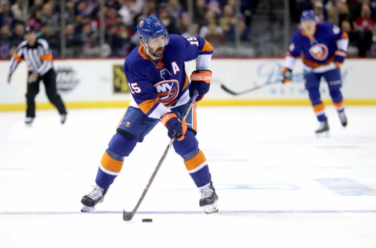 New York Islanders Daily: Cal Clutterbuck's Looking Forward To ...