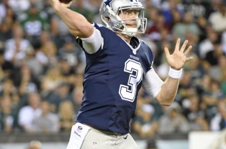 Brandon Weeden owns an incredible Cowboys passing record