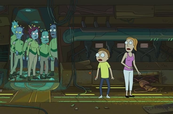 rick and morty season 3 episode 4 free stream