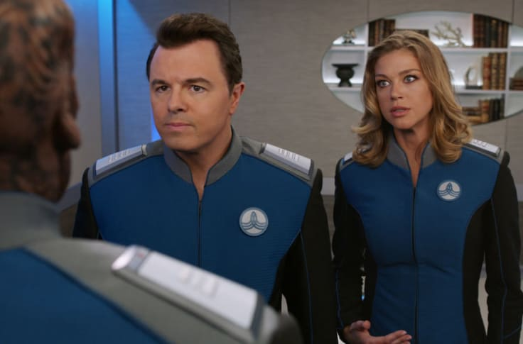 watch the orville episode 3 online free