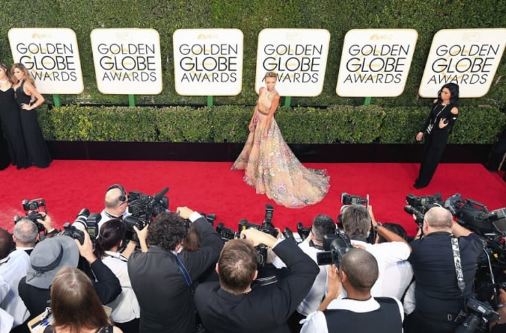 watch golden globes red carpet online free