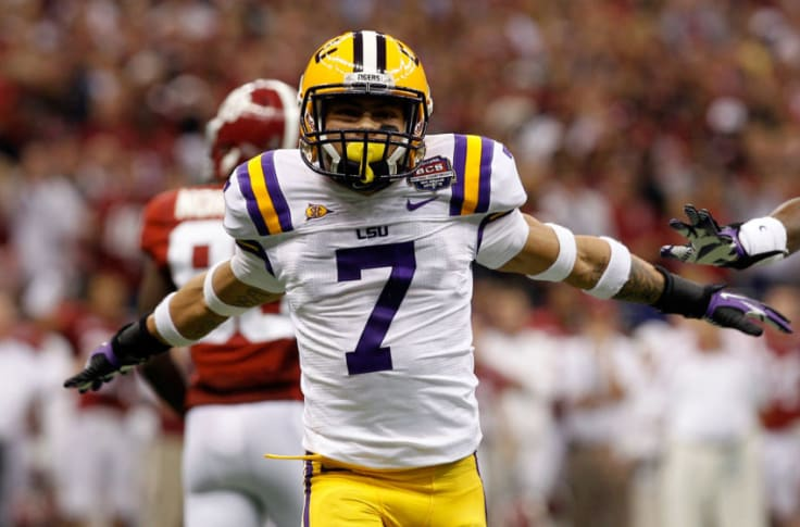 Tyrann Mathieu reveals what wearing No. 7 jersey at LSU meant to him