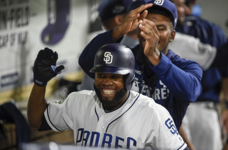 Players of the game: San Diego Padres take series against the Rockies