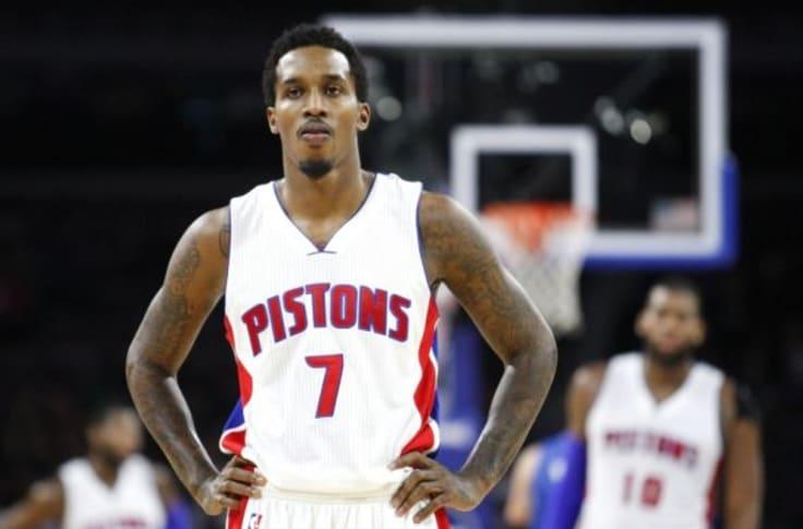 What Brandon Jennings Injury Means For Detroit Pistons
