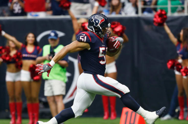 Houston Texans: Dylan Cole to the IR is a devastating blow to the team
