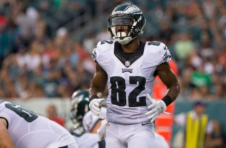 Philadelphia Eagles release 8 players, including Rueben Randle