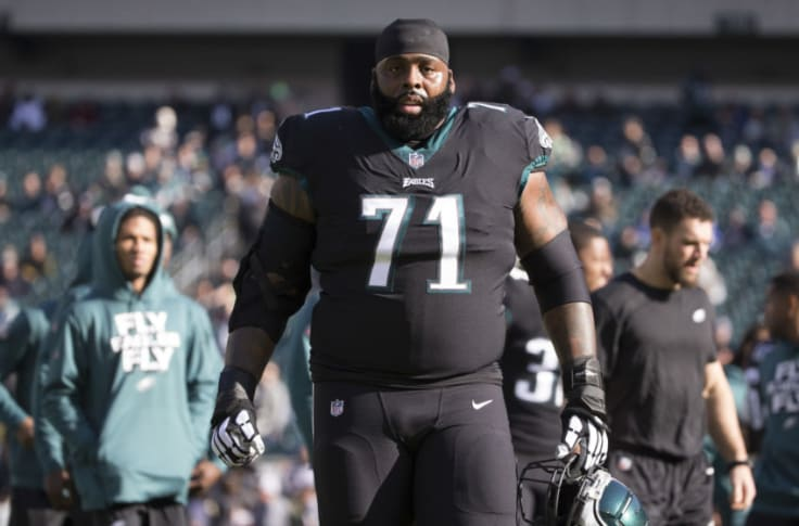 1 Major factor hindering a Philadelphia Eagles and Jason Peters ...