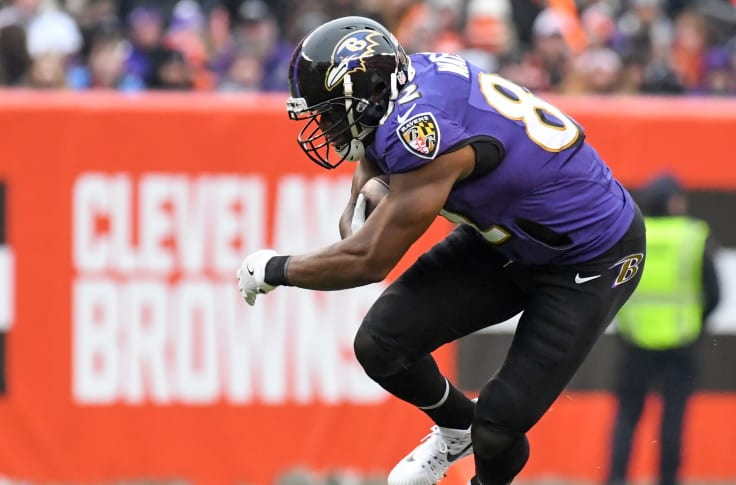 Kansas City Chiefs: Ben Watson could provide long lost tight end depth