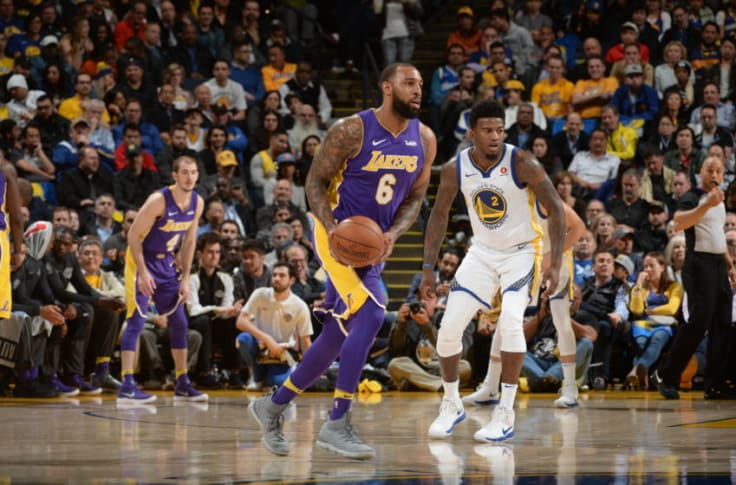 Los Angeles Lakers not re-signing Derrick Williams