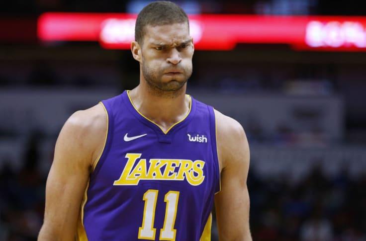 Los Angeles Lakers: Brook Lopez admits season was toughest
