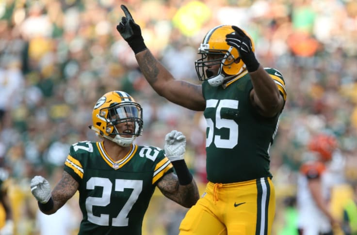 Green Bay Packers 2018 roster review: Ahmad Brooks
