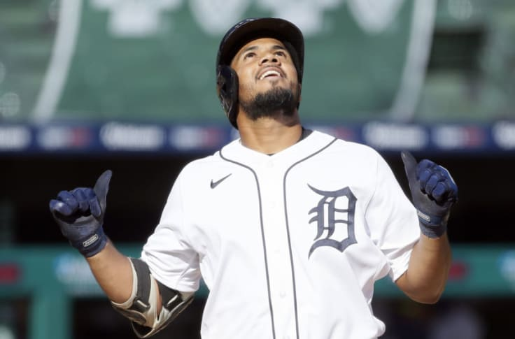 Jeimer Candelario: The Learning Curve for the Candy Man