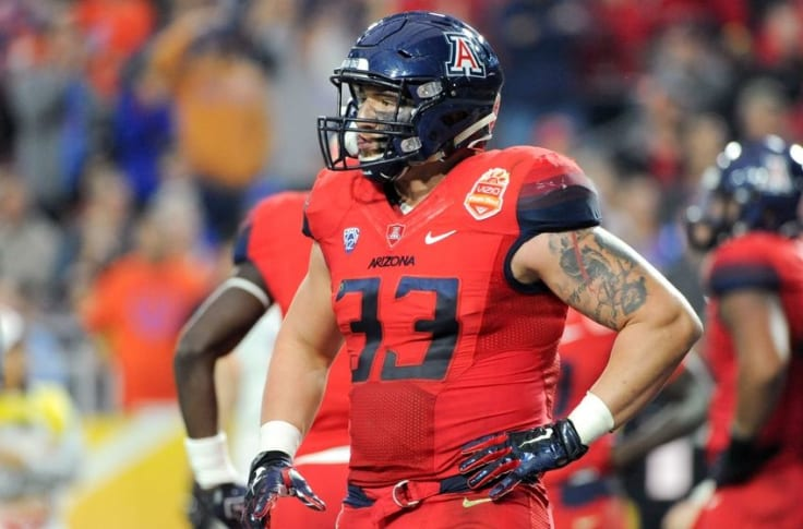 Scooby Wright Patriots target 2016 NFL Draft