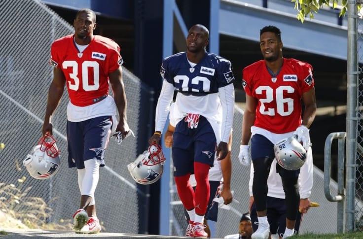 Devin McCourty: Patriots kickoff countdown profile