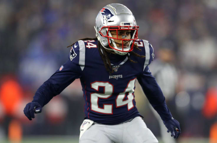 Patriots: What's the limit on Stephon Gilmore's contract number?