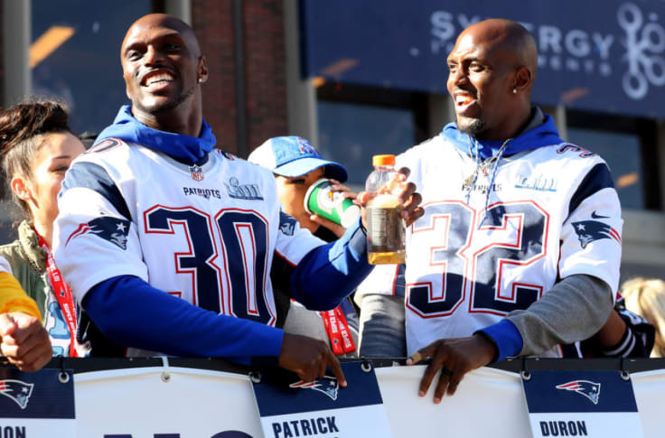 Patriots: Devin McCourty's reaction to brother leaving NE was ...