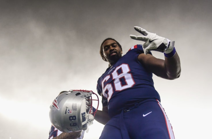 LaAdrian Waddle leaves Pats to sign with Bills in free agency