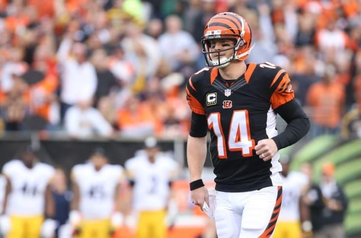 Cincinnati Bengals: Andy Dalton says goal is a Super Bowl
