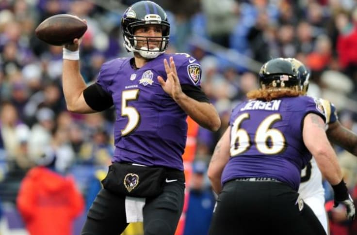 Baltimore Ravens: Sneaky Good in Free Agency