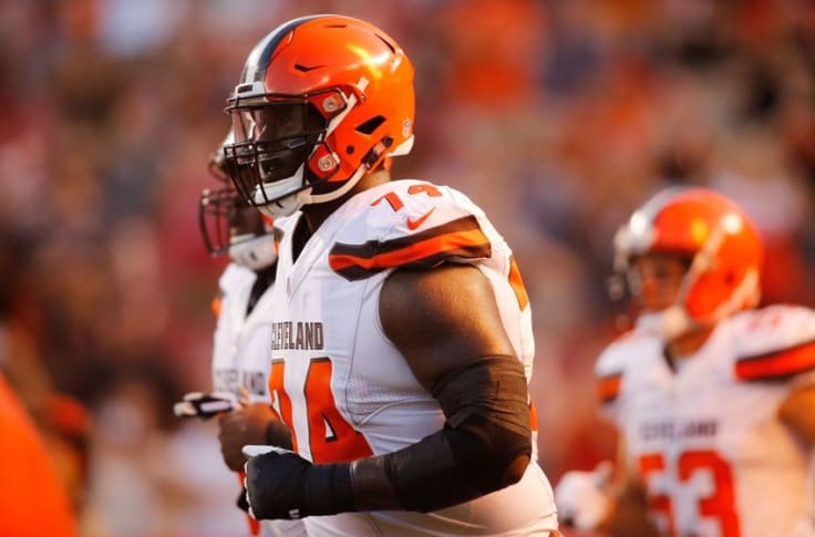 Browns Cam Erving, Cowboys David Irving Fight, Both Ejected (Video)