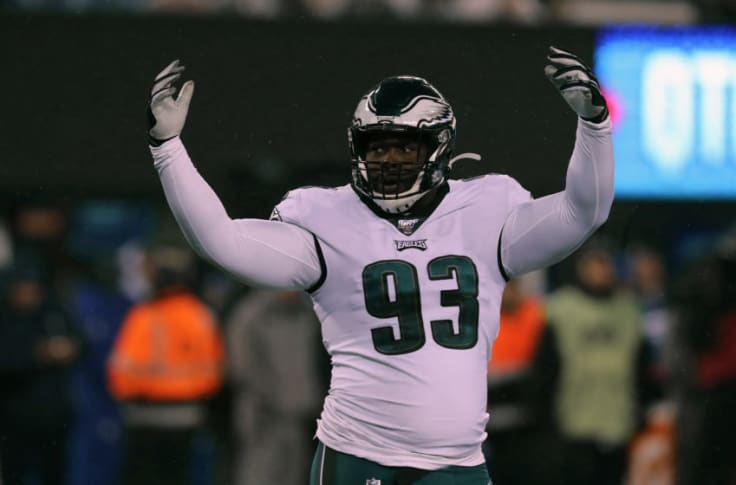 3 Defensive tackles Ravens can sign after letting Michael Brockers ...