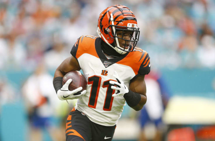 Could the New England Patriots trade for John Ross?