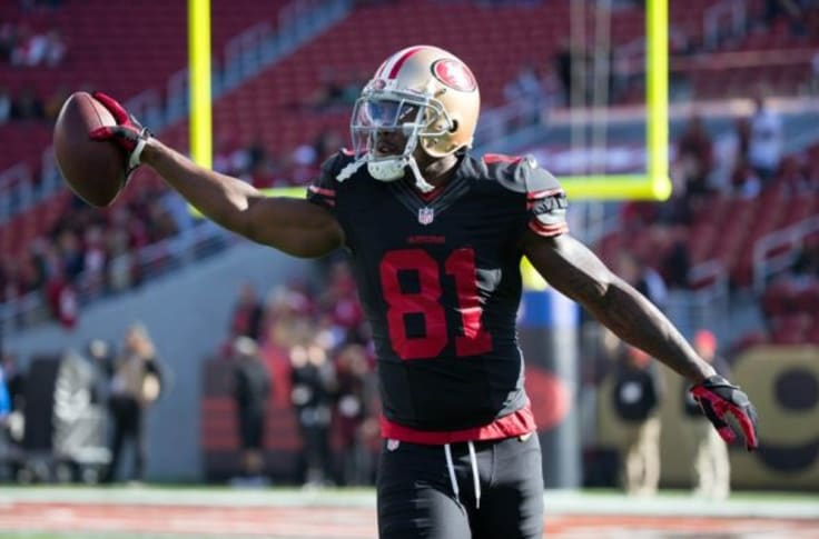 Why the 49ers Should Sign Free Agent Anquan Boldin in 2016