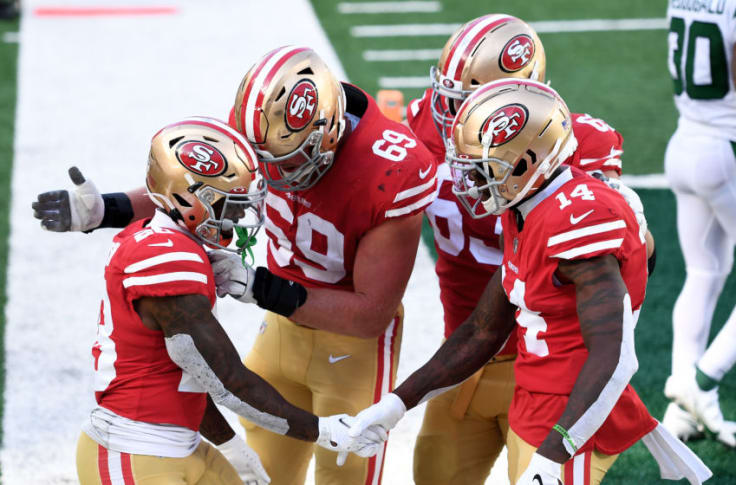 SF 49ers vs NY Giants: 5 players who shine in Week 3
