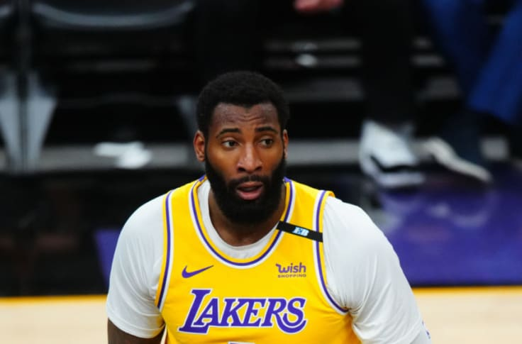 Andre Drummond for Lakers in NBA playoffs just like Detroit Pistons