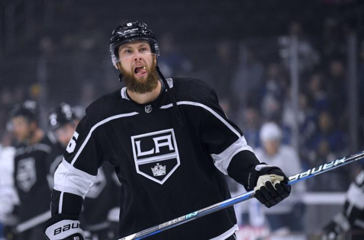 NHL Trade Grade: Los Angeles Kings start rebuild with Jake Muzzin ...