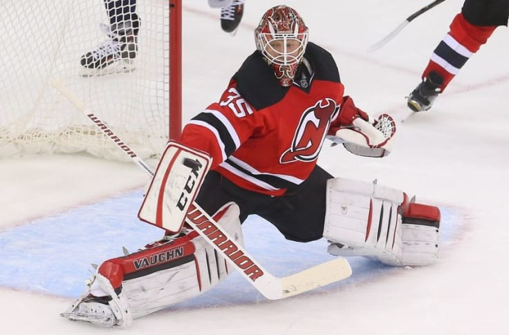 New Jersey Devils: Cory Schneider Will Benefit from World Cup of ...