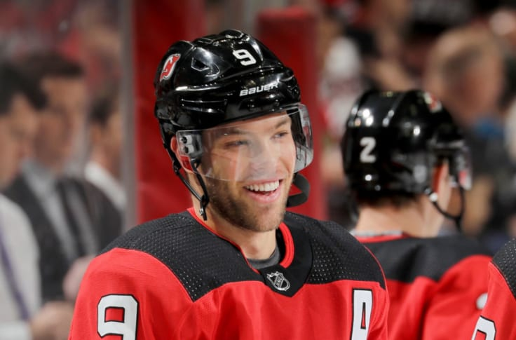 Taylor Hall's Best Moments In A New Jersey Devils Uniform - Page 2