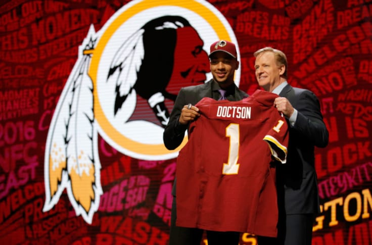 Redskins: Uncoiling the layers of the Josh Doctson dilemma