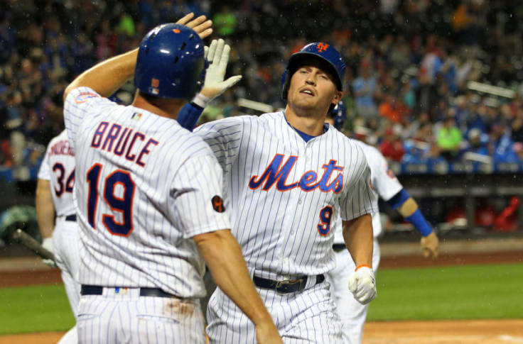 Mets Trade Rumors from the Past: A Jay Bruce for Brandon Nimmo deal