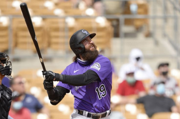 Colorado Rockies: An aging Charlie Blackmon might not be as Nazty ...
