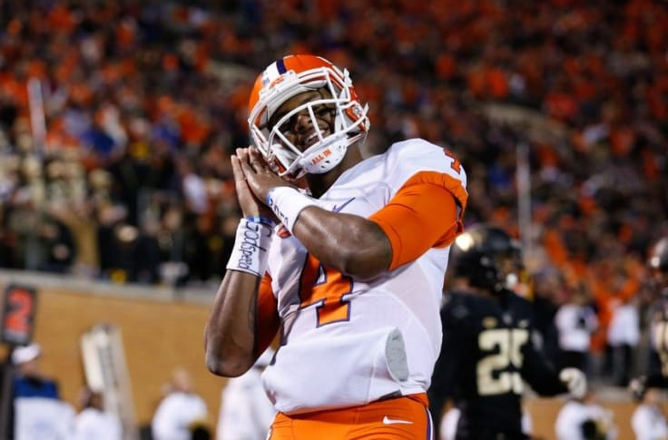 Farewell Deshaun Watson: 3 Things we will miss about number four