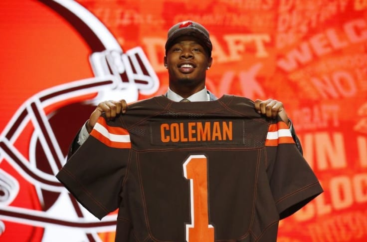 Corey Coleman continues Baylor trend of receivers in NFL
