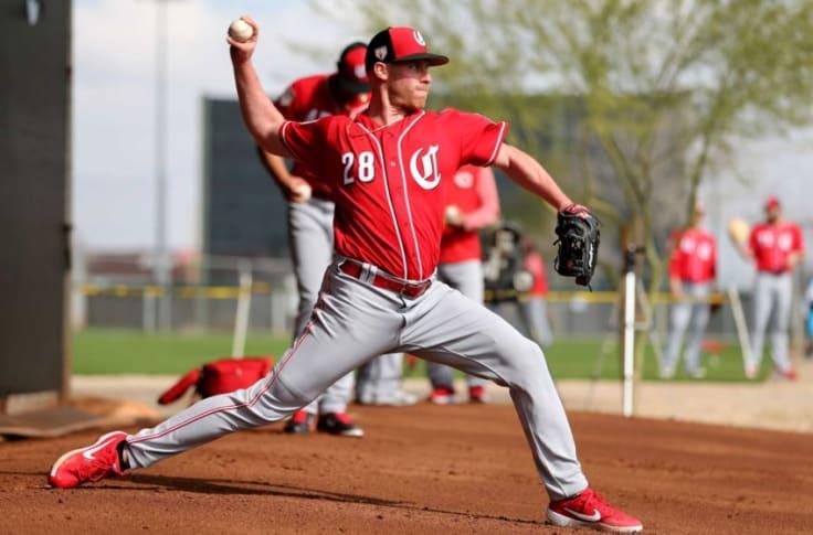 Philadelphia Phillies: DeSclafani is the perfect bounce-back candidate
