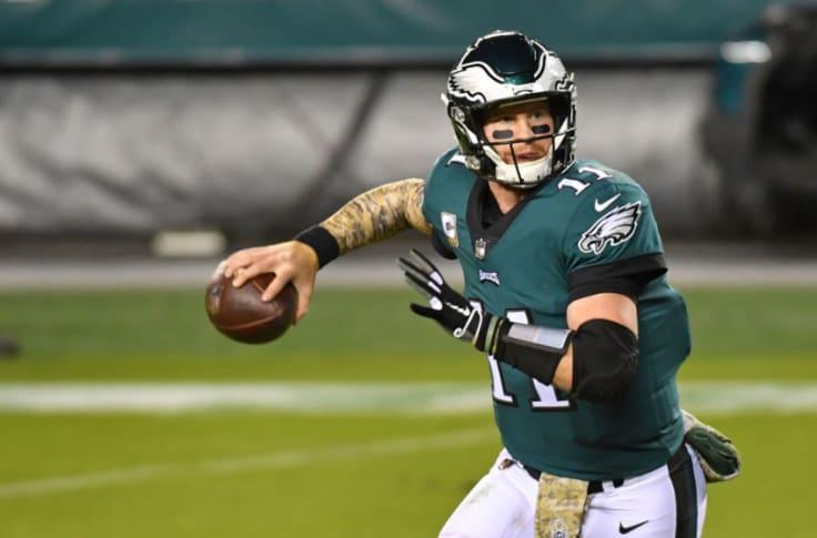Philadelphia Eagles: Is Carson Wentz the second coming of Brett Favre?