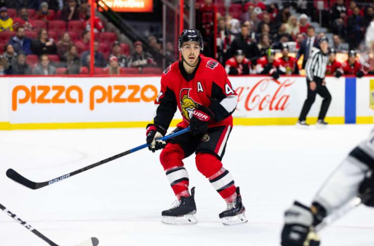 Ottawa Senators should trade high on Jean-Gabriel Pageau
