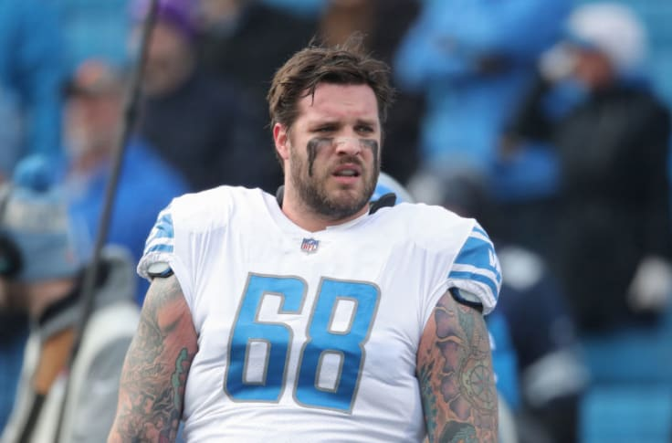 Why the Detroit Lions should not re-sign tackle Taylor Decker
